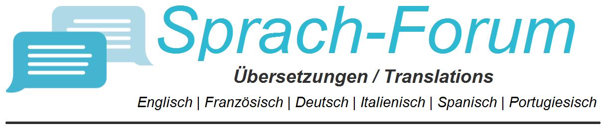 Sprach-Forum
